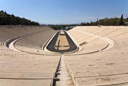 The Panathenaic Stadium, Athens