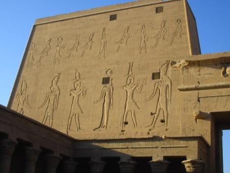 Temple of Edfu, Upper Egypt