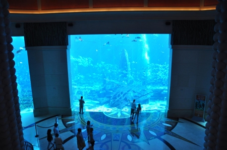 Lost Chambers, Atlantis The Palm