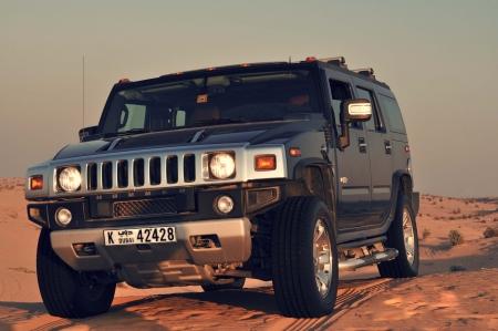 Abu Dhabi Luxury Hummer Desert Safari