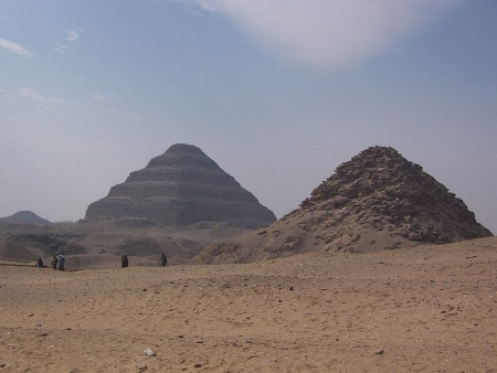 Pyramid of Userkaf, Egypt