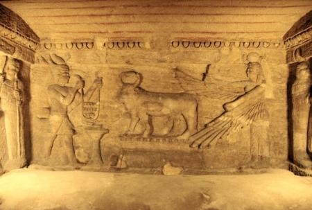Catacombs, Alexandria
