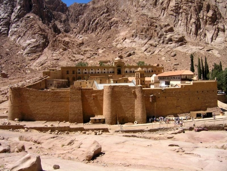 St Catherine's Monastery, Sinai