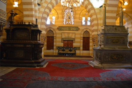 The Royal Tombs in Cairo