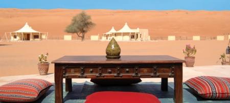 Deserts of Oman