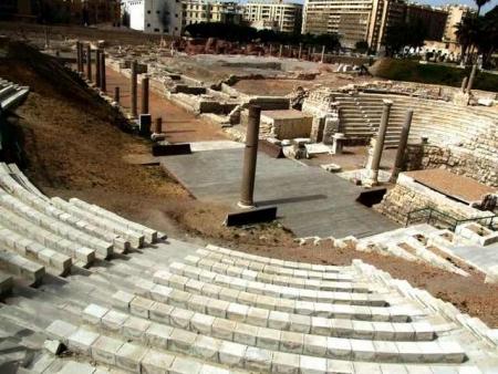 Le Musée Gréco-Romain d'Alexandrie