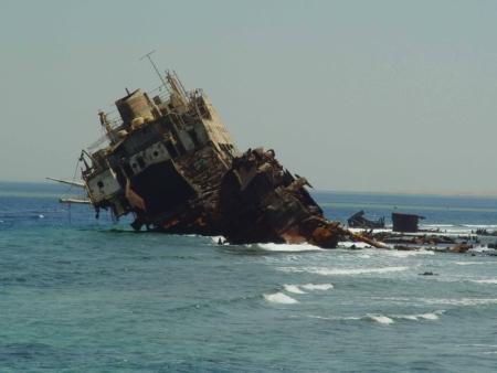 Tauchausflug zum Schiffswrack SS Thistlegorm