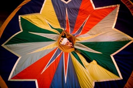 Al Tannoura Dance