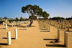 El Alamain WW II Cemetery