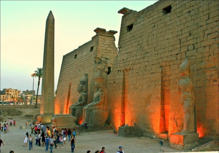 Luxor City Egypt