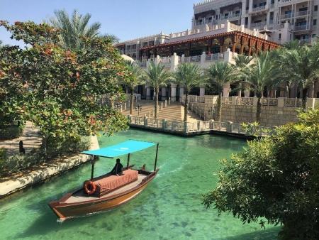 Dubai Osterreise
