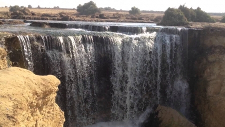 Wadi Al- Rayan Water Falls