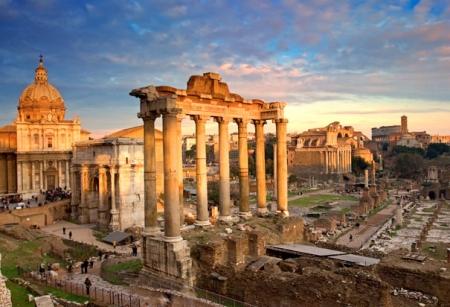 Roman Forum at Amman