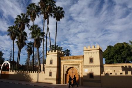 The Gate in Taroudant