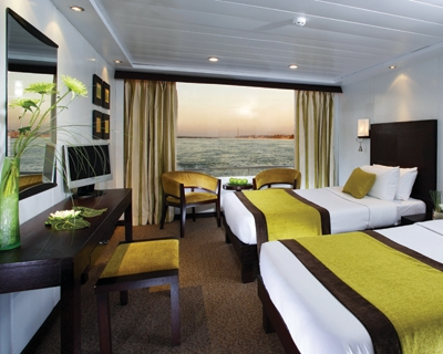 Mövenpick MS Royal Lily Nile Cruise Twin Cabin