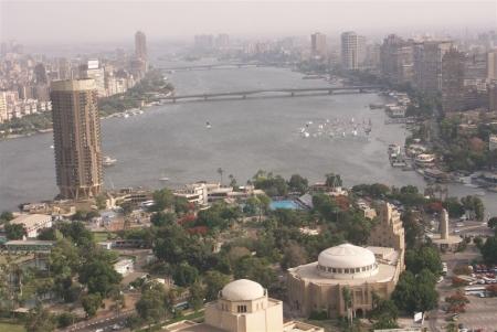 Cairo and Giza Egypt