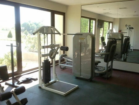 Gym and Health Club at Steigenberger Al Dau Beach Hotel Hurghada