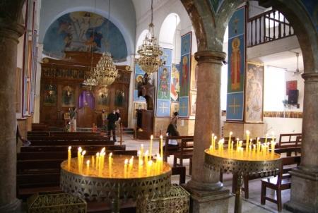 La Chiesa Greca-Ortodossa di San Giorgio