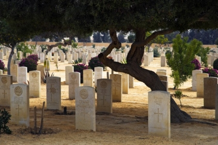 Al Alamein War Cemeteries
