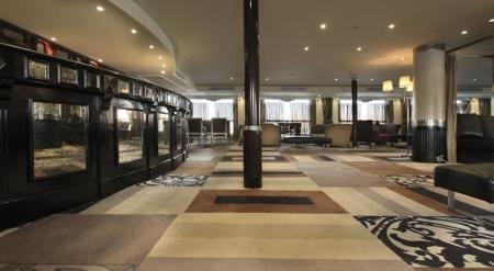 Movenpick Hamees Lobby