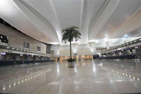 El aeropuerto por dentro