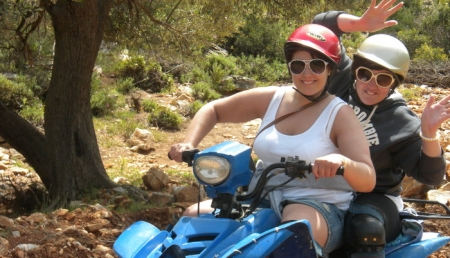 Bodrum Quad Biking