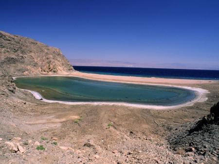 Taba Sun Pool, Red Sea