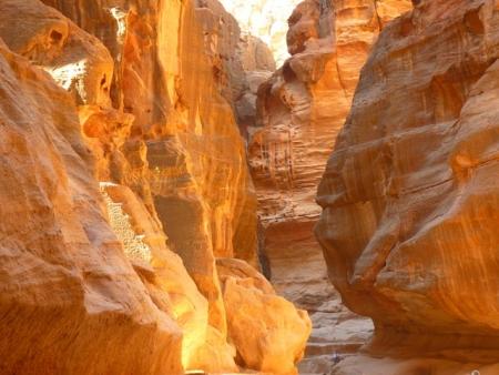 Canyon del Siq