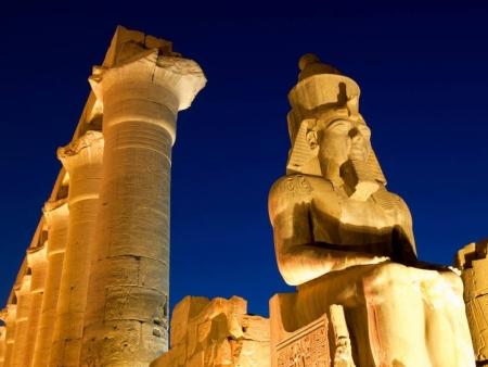 Templo de Luxor - Luxor - Egito