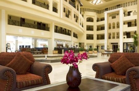 Resection of Steigenberger Al Dau Beach Hotel Hurghada