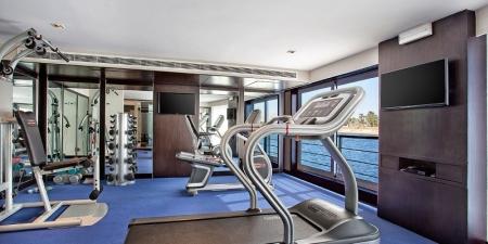The Oberoi Philae Nile Cruise Gym
