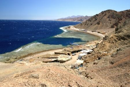 Il Blue Hole di Dahab