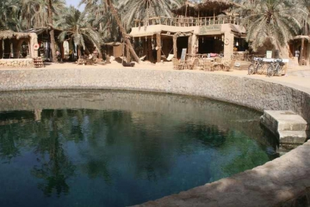 Cleopatra Path, Siwa Oasis
