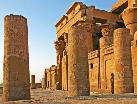 El Templo de Sobek, Egipto.