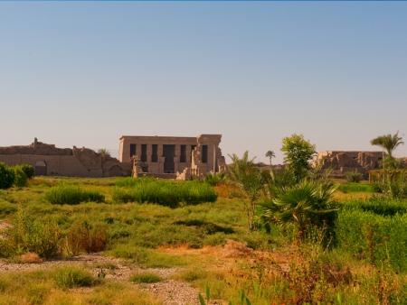 Dendera Temple, Upper Egypt