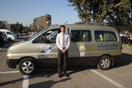 Cairo Airport Transfers with Memphis