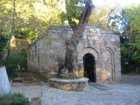 Casa da Vigem Maria