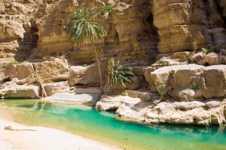 Wadi Al Khoudh Oman