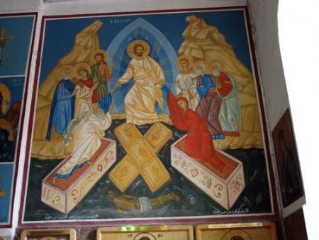 La Chiesa Greco-Ortodossa di Madaba
