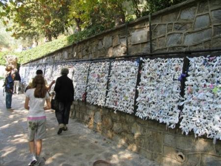 Virgin Mary Wall