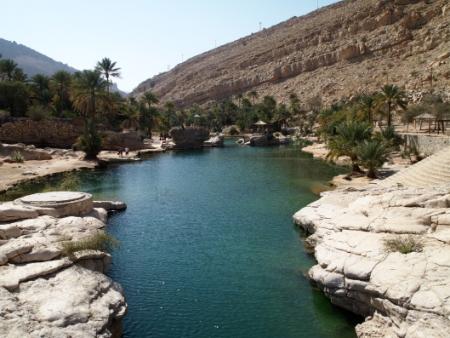 Muqal Cave of Oman