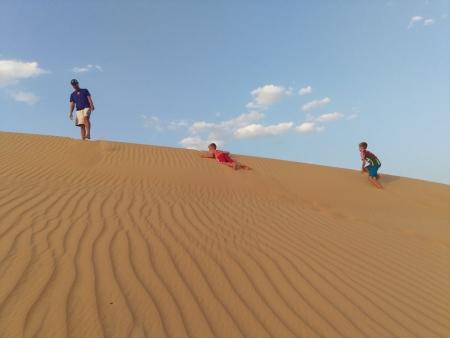 Inside The White Desert, Egypt