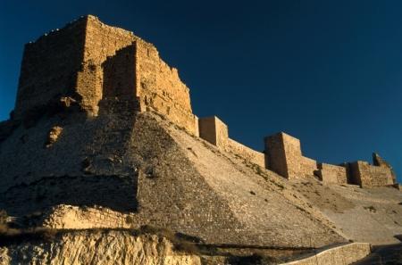 Kerak Stronghold, Jordan