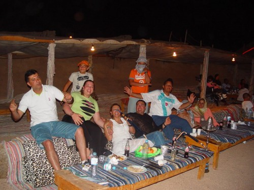 Bedouin Dinner experience in Sharm
