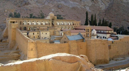 Mount Moses and St. Catherine's Monastery
