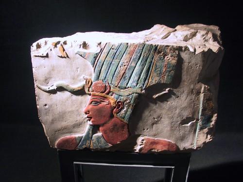 Antiquities Inside Luxor Museum