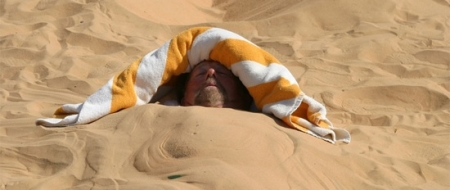 Therapy in Siwa Oasis