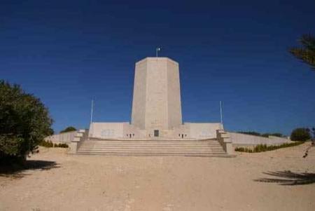 Mémorial Italien, El Alamein