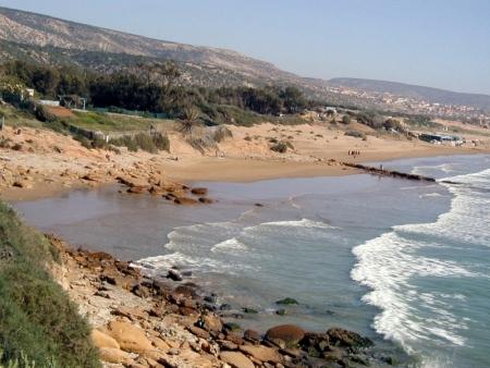 La naturaleza de Agadir.