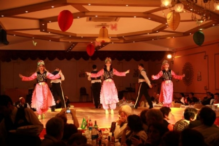 Istanbul by Night Turkish Dinner and ShowaFolkloric Show - Turkey